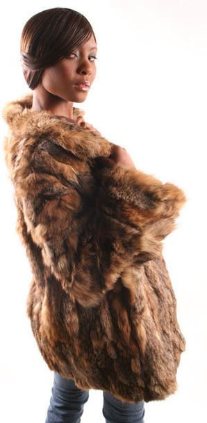 Vintage Sectional Lynx Jacket