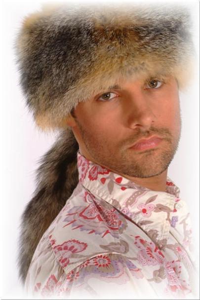 Daniel Boone Fur Hat