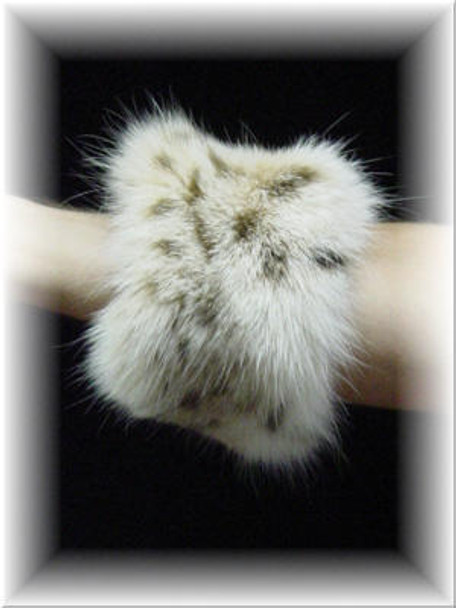 Lynx Fur Cuffs 1