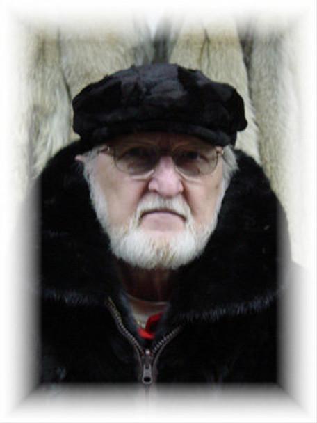 Sheared Mahogany Mink Fur Hat Style Cap