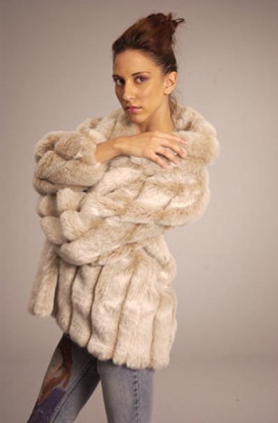 Snowtop Faux Fur Jacket