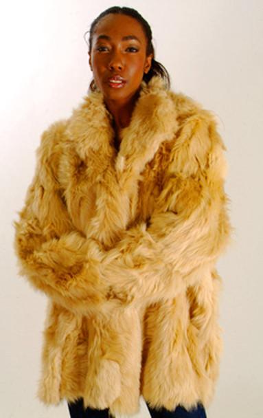 Coyote Fur Design jacket