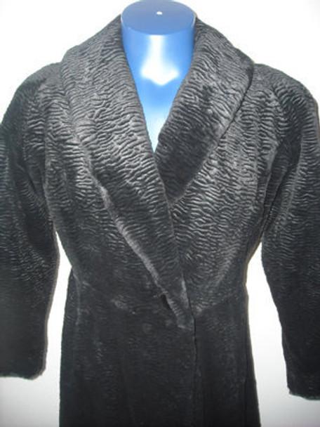 Faux Fur Long Coat 3