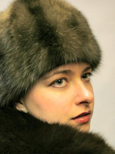 New Sable Fur Hat