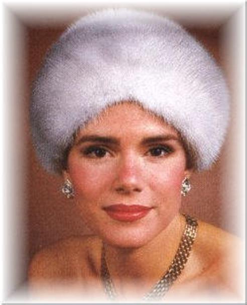Eyeline Cuff Fur Hat