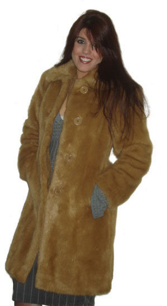 Golden Ranch Mink Faux Fur