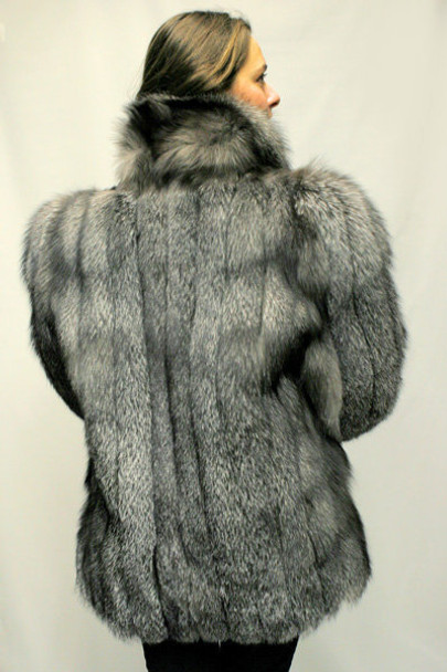 Silver Fox Design Jacket