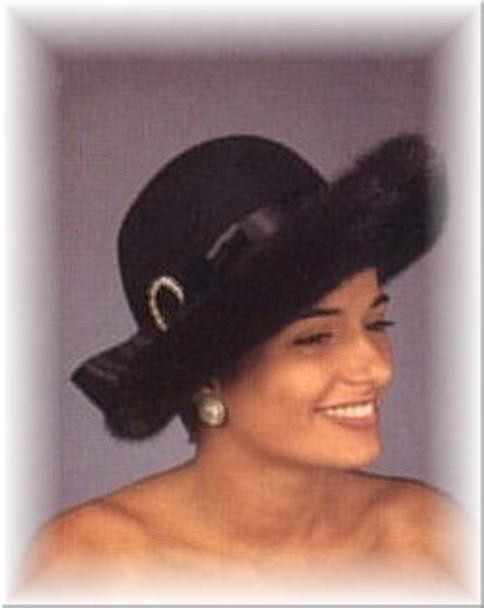 Profile Brim Fur Hat
