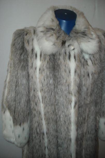 Faux Fur Designer Long Coat 7