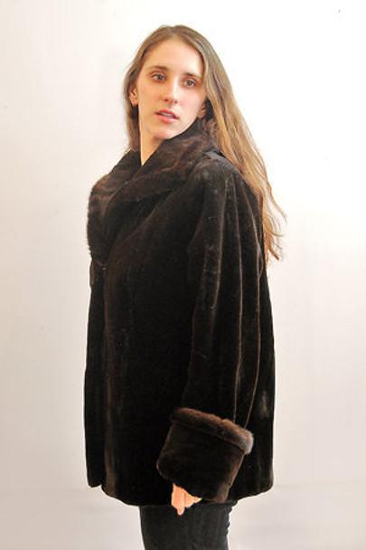Mink Fur Share Jacket