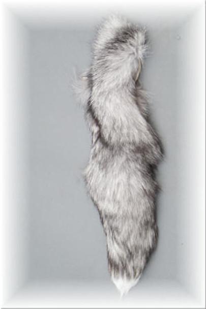 Indigo Fox Fur Tails