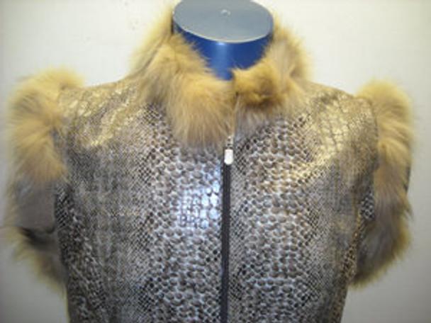 Genuine Fox Fur 1