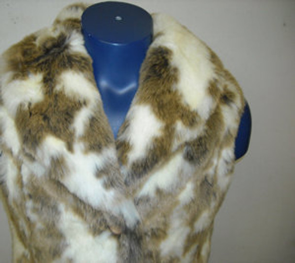 Faux Fur MultiColor