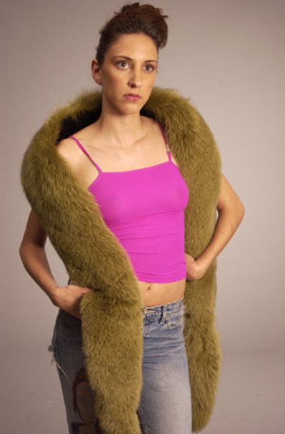 Buy Winter Full Skin Fox Fur Scarf