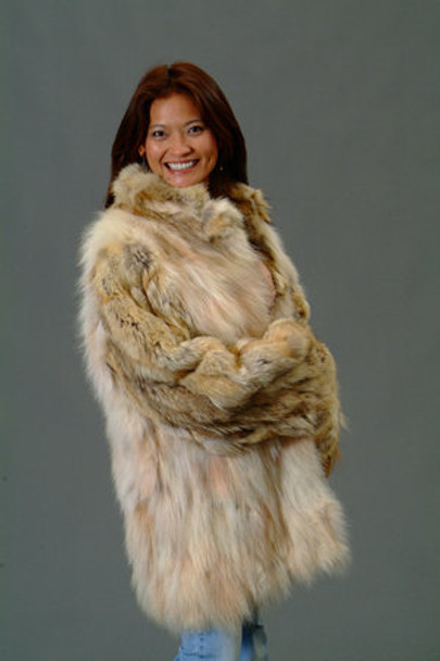 Coyotte Fur Jacket 1