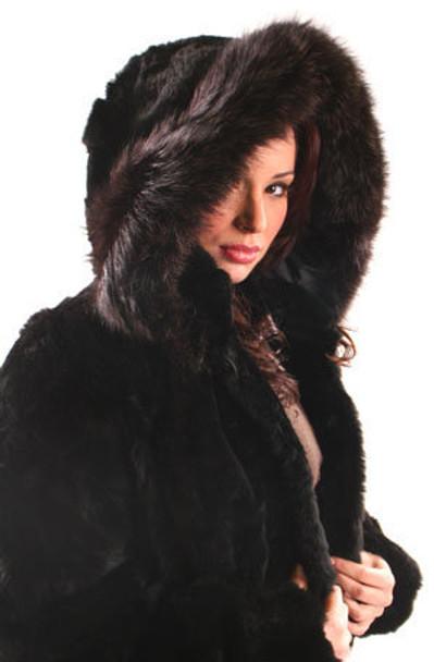 Muttan Fur Jacket