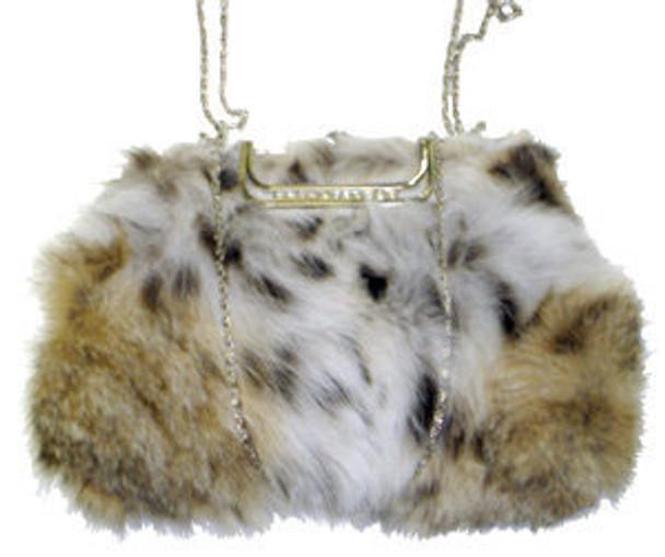 Unique Lynx Hand Bag