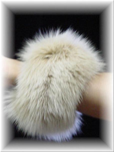 Snowtop Fur Cuffs