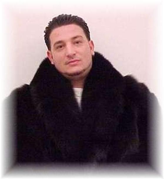 Full Skin Black Fox 3/4 Fur Jacket
