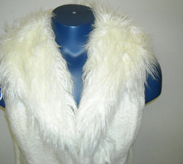 Faux Fur Design Curly Lamb and Mink