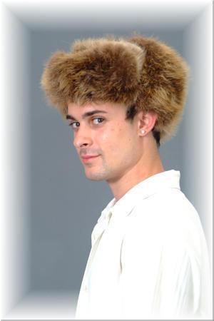 a18819618cc Natural Red Fox Trooper Fur Hat 1 - furoutlet - fur coat