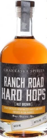Chankaska Hard Hops Bourbon