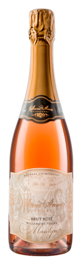 Anne Amie Vineyards, Brut Rose Marilyn - Willamette Valley