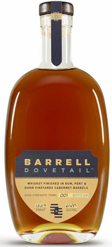 Dovetail Barrell Craft Whiskey