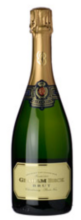 Graham Beck Brut 1/2 Bottle
