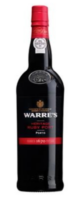 "Warres Ruby Port ""Heritage"""