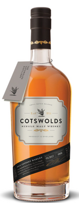 Cotswolds Single Malt Whiskey