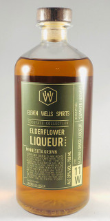 11 Wells Elderflower Liqueur