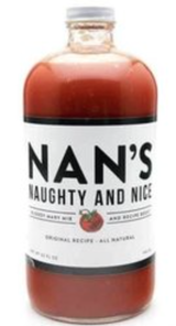 Nan's Naughty and Nice Bloody Mary Mix Regular