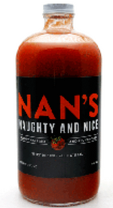 Nan's Naughty and Nice Bloody Mary Mix Spicy