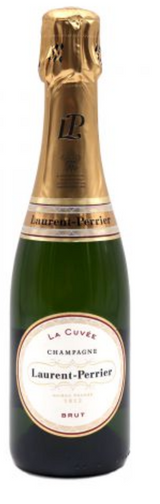 Laurent Perrier Cuvee Brut 1/2 bottles