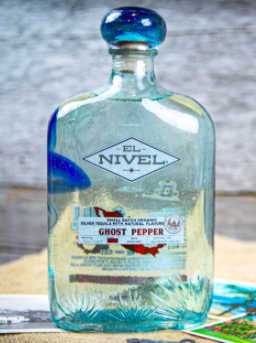 El Nivel Ghost Pepper Tequila