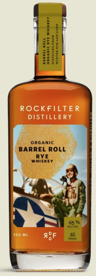 Barrel Roll Rye Whiskey