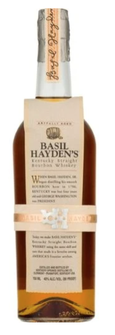 Basil Hayden's Kentucky Straight Bourbon