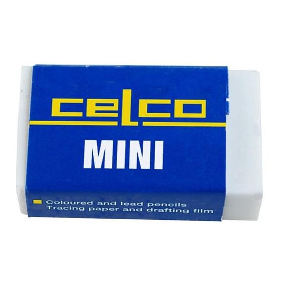 Celco Eraser Mini Disp50 BOX50 0278970