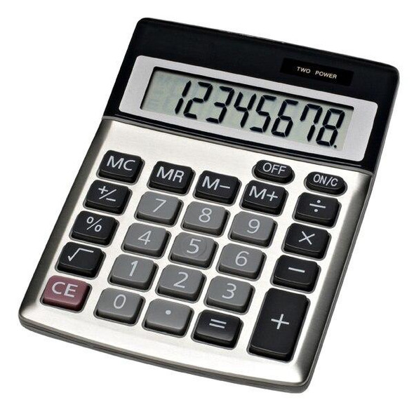 Jastek Compact Calculator Metal 0308500