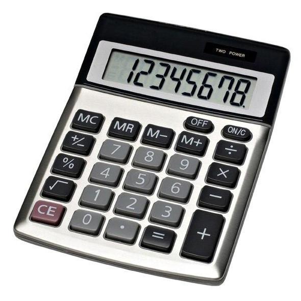 Jastek Compact Calculator Metal 0308500