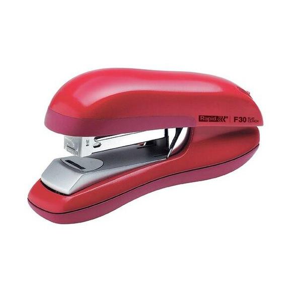 Rapid Stapler H/Strip F30 Red 0314980