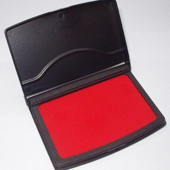 Deskmate Stamp Pad Red 0315940