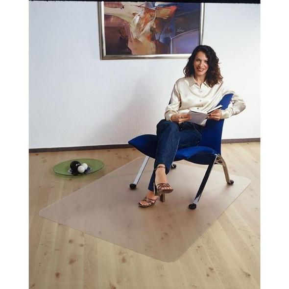 FLOORTEX Chairmat Ultimat Polycarbonate Hard Rectangle 120x150cm 0331550