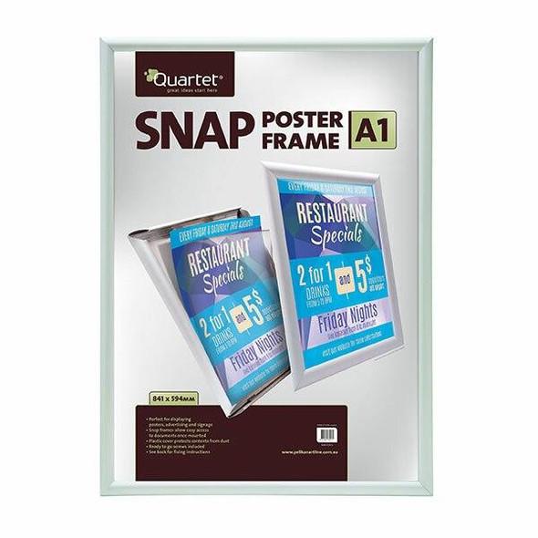 Quartet Display Board Snap Frame A1 25mm 0332170