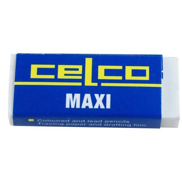 Celco Eraser Maxi Box100 0343960