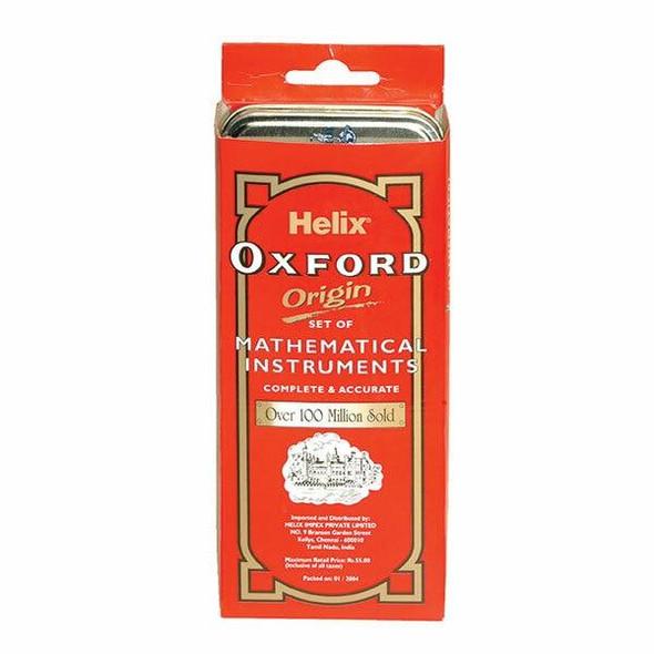 Helix Oxford Math Set Economy 0351800