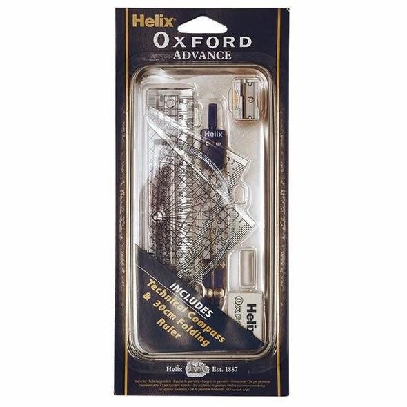 Helix Oxford Math Set Advanced 0352410