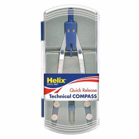 Helix Compass Precision Quick Release 0352520