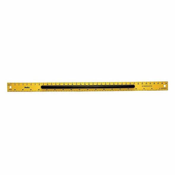 Helix Whiteboard Metre Ruler Imperial/Metric 0352810